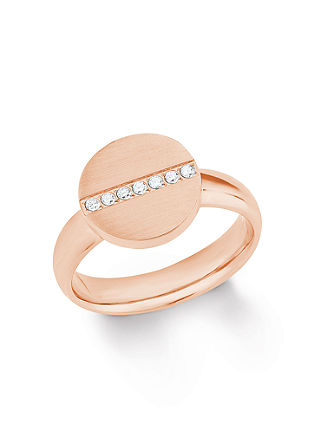 Ring IP ROSE edelstaal