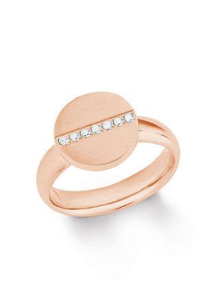 Ring IP ROSE Edelstahl