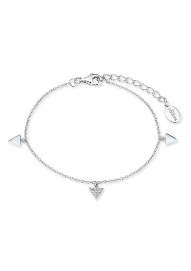 Armband Dreieck aus Silber