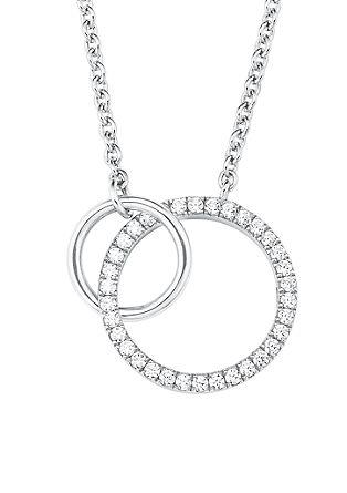 Halskette mit Ring-Anhänger