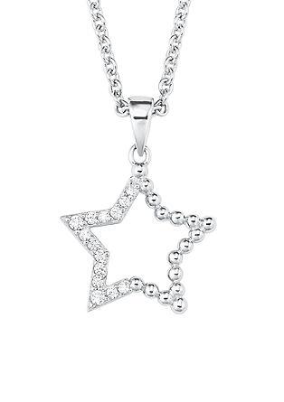 Halskette mit Stern-Anhänger