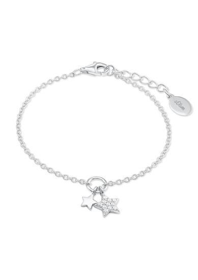 Armband 'Stern' aus Silber