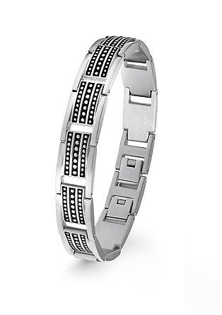 Armband van edelstaal