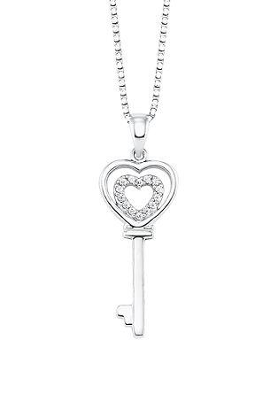 Ogrlica s ključem