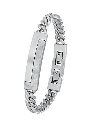 Ident-Armkette aus Edelstahl
