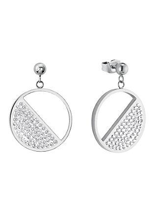 Ohrhänger mit Swarovski® Kristallen