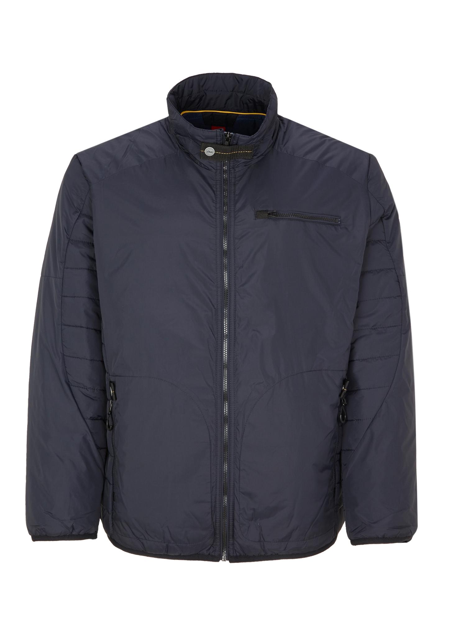 Outdoor-Jacke   Sportbekleidung   Blau   Obermaterial 100% polyamid  futter 100% polyamid  füllmaterial 100% polyester   s.Oliver Men Big Sizes