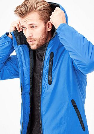 Funktionale Jacke mit Wattierung