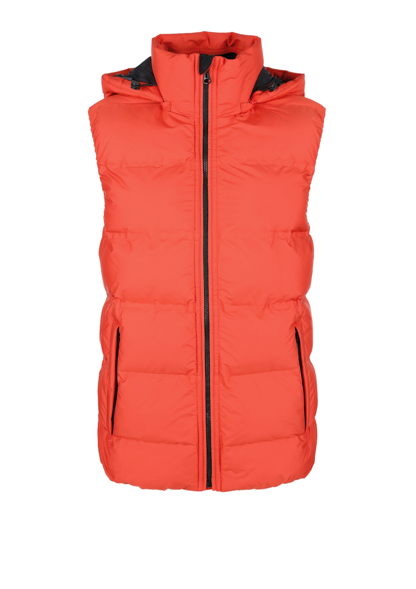 Steppweste | Bekleidung > Westen > Steppwesten | Rot | Obermaterial 100% polyester| futter 100% polyamid| füllmaterial 100% polyester | s.Oliver