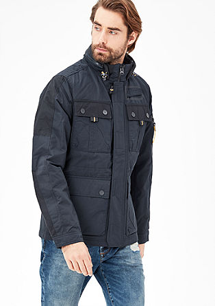 Zimska jakna urbanega sloga
