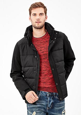 Steppjacke im Sportswear-Look