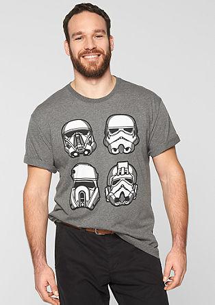 T-Shirt mit Star Wars-Print