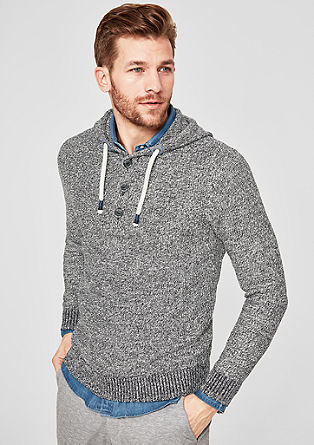 Sportiver Hoodie-Pullover