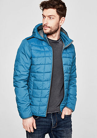 Functional high-quality quilted jacket from s.Oliver