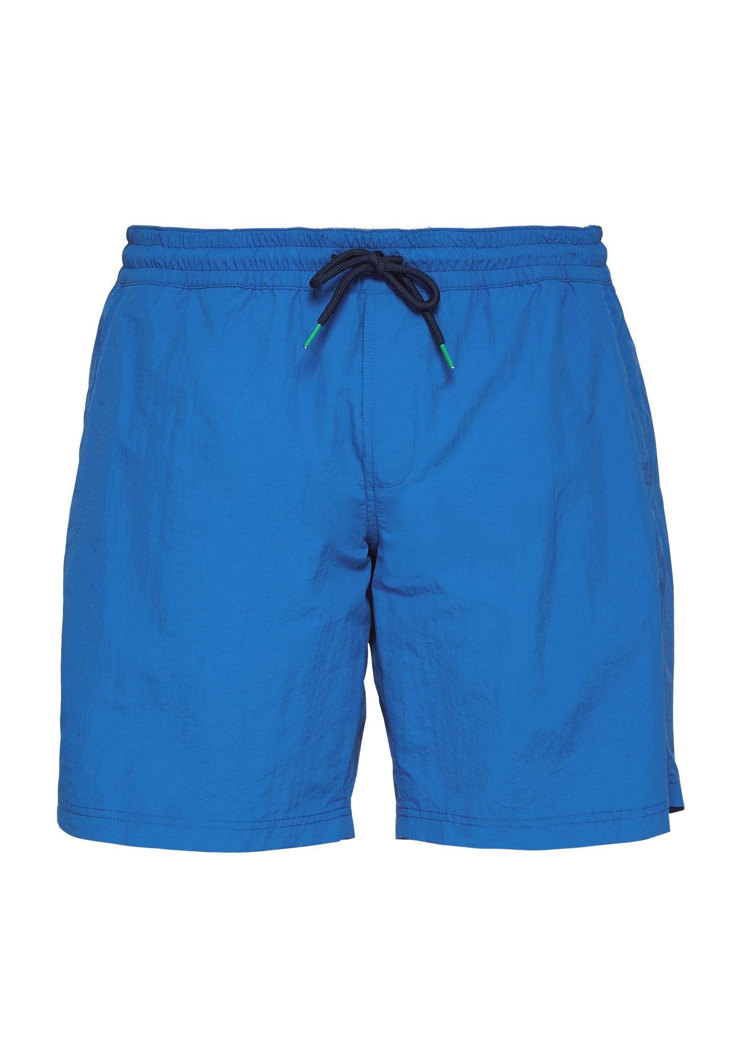 Badeshorts | Bekleidung > Bademode > Badeshorts | Blau | Obermaterial 100% polyamid| futter 100% polyester | s.Oliver Men Big Sizes