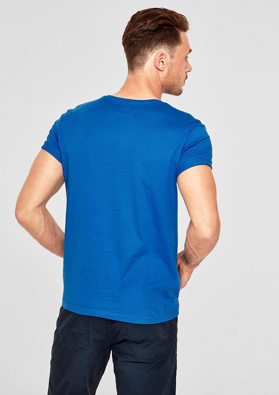 s.Oliver - T-Shirt mit Print-Collage - 3