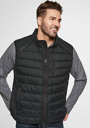 High-performance body warmer 3M Thinsulate™ from s.Oliver