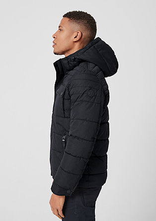Quilted field-style winter jacket from s.Oliver