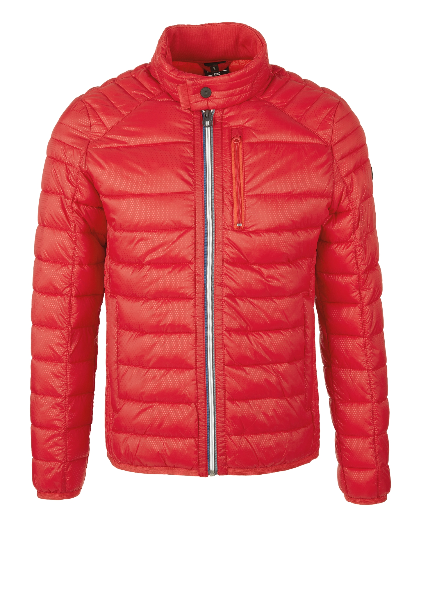 Outdoorjacke | Sportbekleidung | Rot | Oberstoff: 100% polyamid| kragen: 97% polyester -  3% elasthan| futter: 100% polyamid| füllmaterial: 100% polyester | s.Oliver