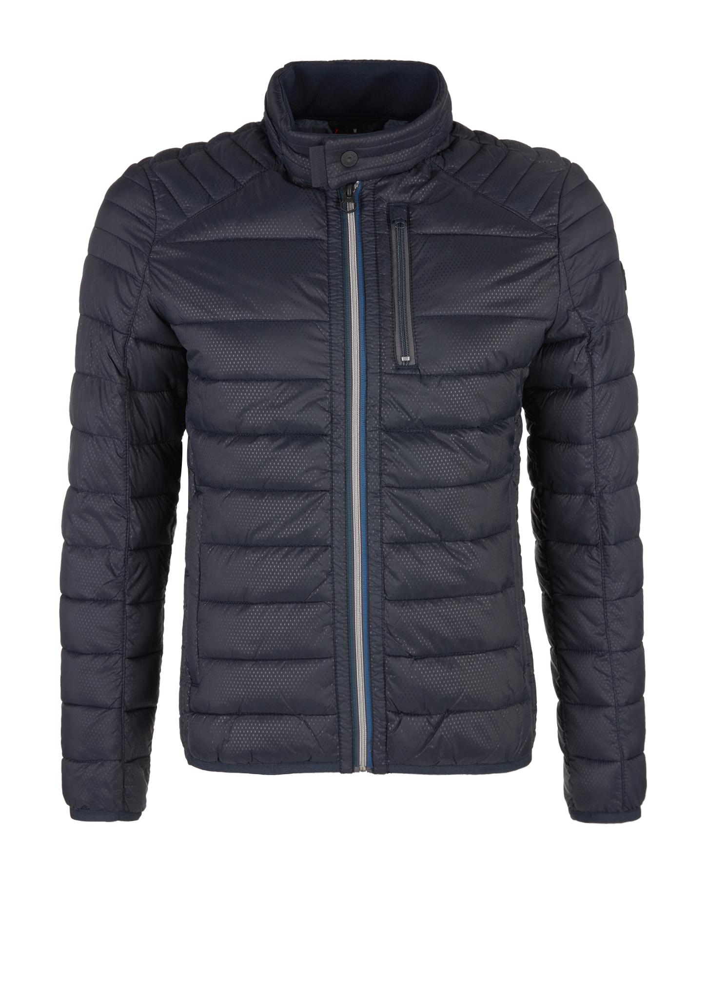 Outdoorjacke | Sportbekleidung | Blau | Oberstoff: 100% polyamid| kragen: 97% polyester -  3% elasthan| futter: 100% polyamid| füllmaterial: 100% polyester | s.Oliver