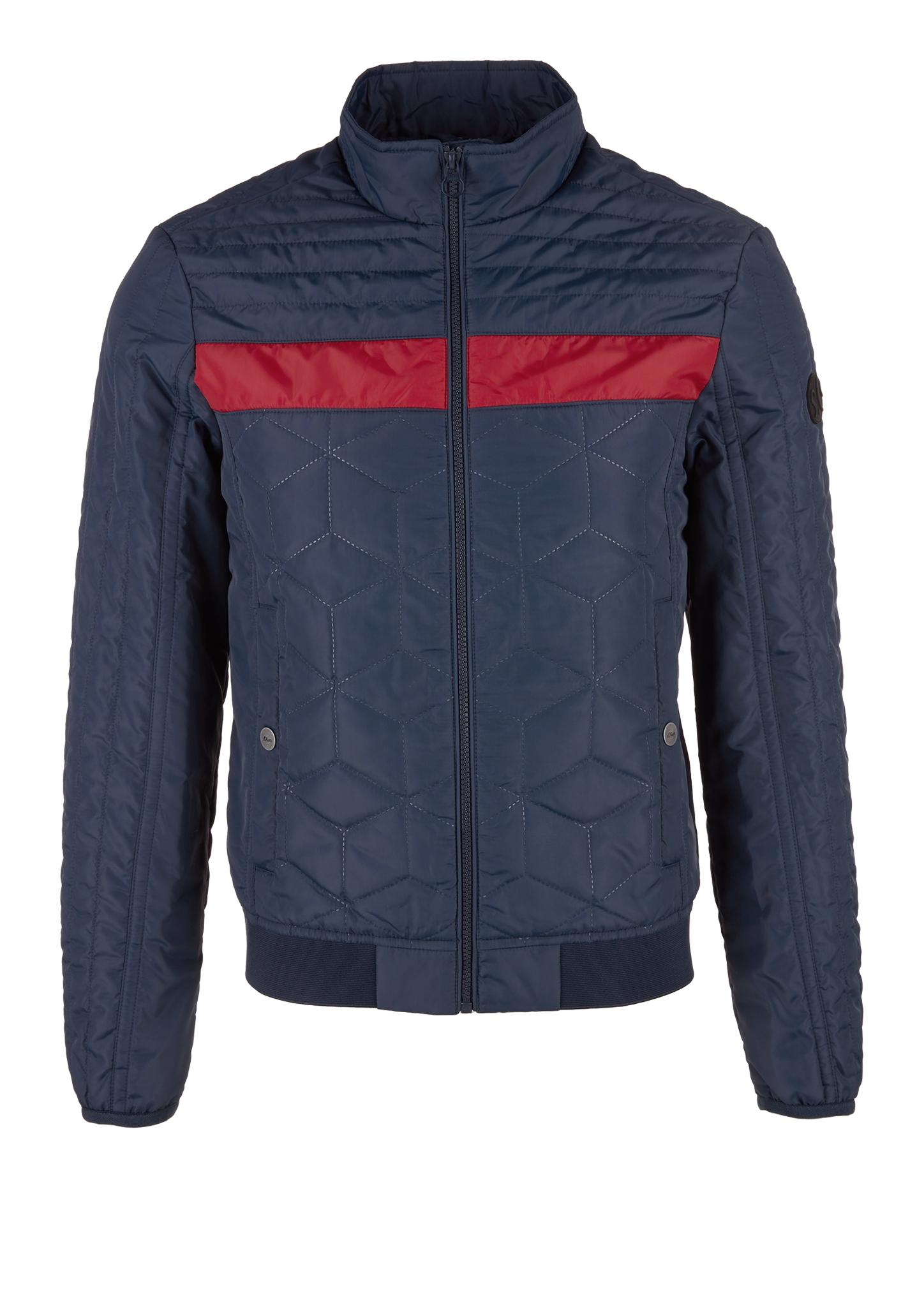 Steppjacke   Bekleidung > Jacken > Steppjacken   Blau   Oberstoff: 100% polyester  futter: 100% polyamid  füllmaterial: 100% polyester   s.Oliver