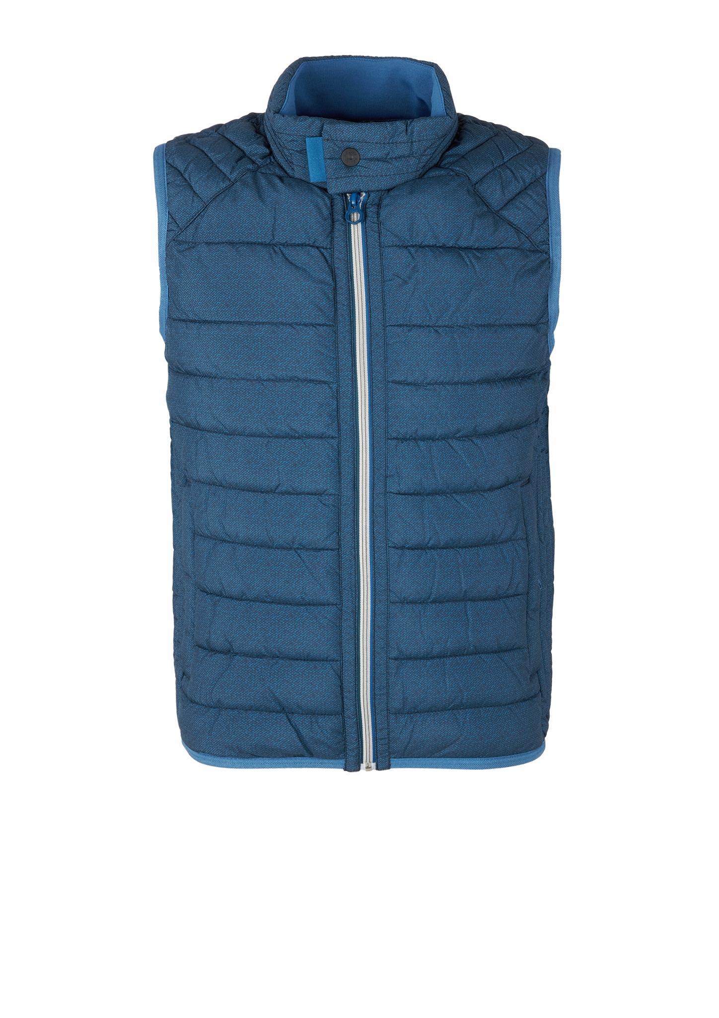 Outdoor-Weste | Sportbekleidung > Sportwesten > Outdoorwesten | Blau | Oberstoff: 100% polyester| futter: 100% polyamid| füllung: 100% polyester | s.Oliver