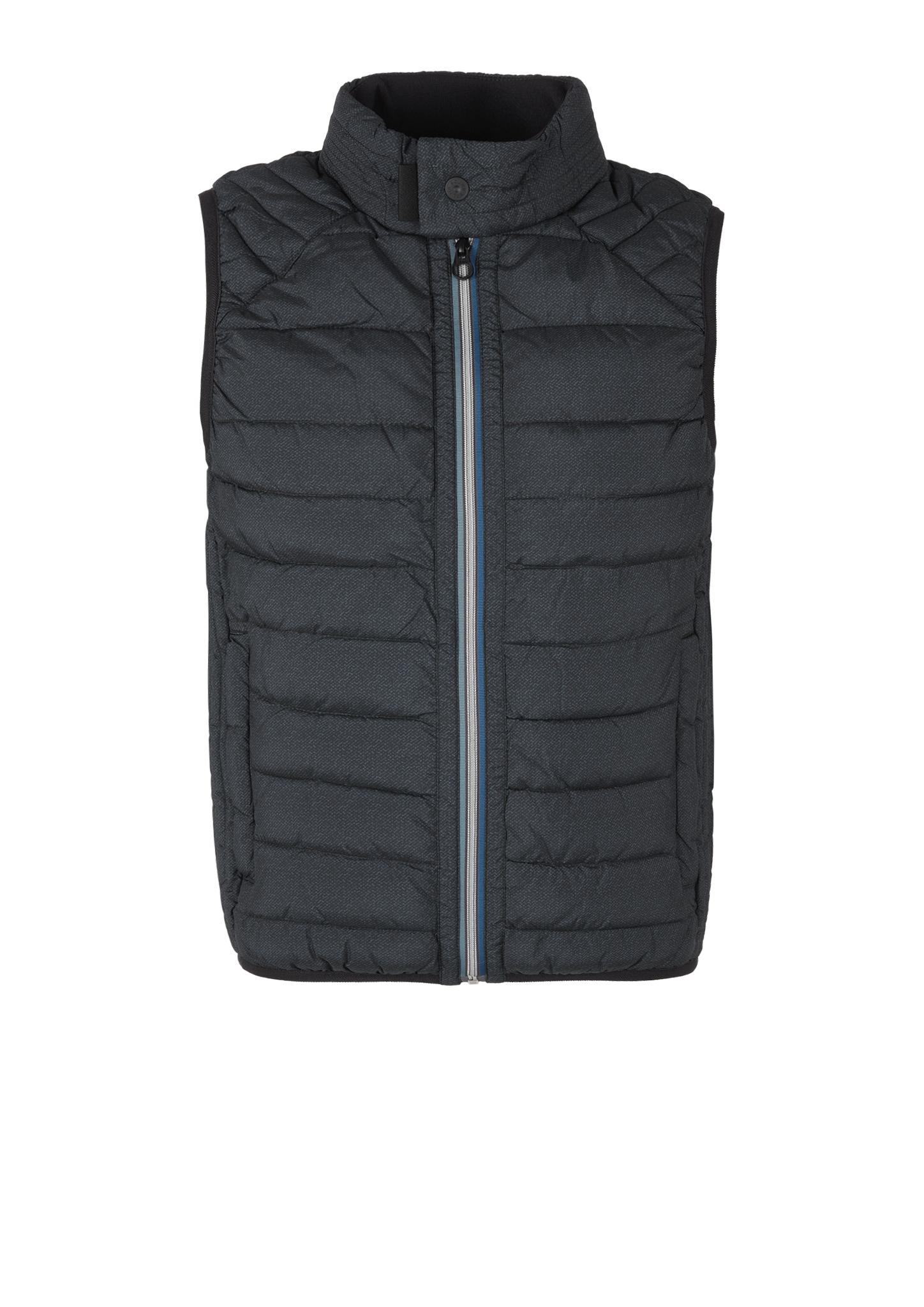 Outdoor-Weste | Sportbekleidung > Sportwesten > Outdoorwesten | Schwarz | Oberstoff: 100% polyester| futter: 100% polyamid| füllung: 100% polyester | s.Oliver