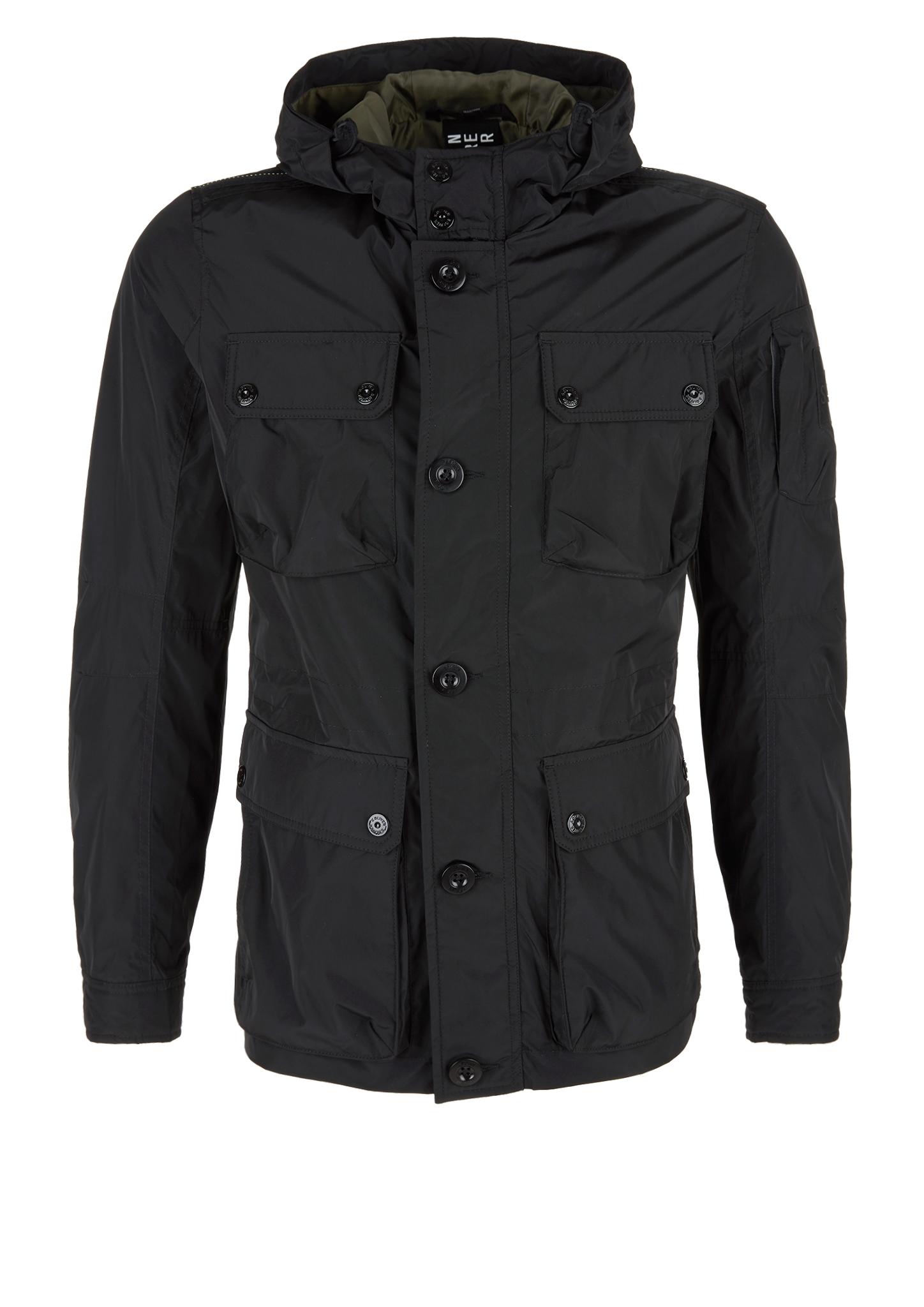 Outdoor-Jacke | Bekleidung > Jacken > Sonstige Jacken | Schwarz | Oberstoff: 100% polyester| futter: 100% polyester | s.Oliver