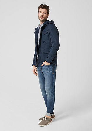 Jacket in a utility style from s.Oliver