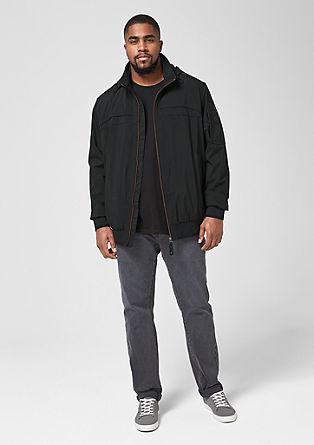 Outdoor-Jacke im Windbreaker-Style