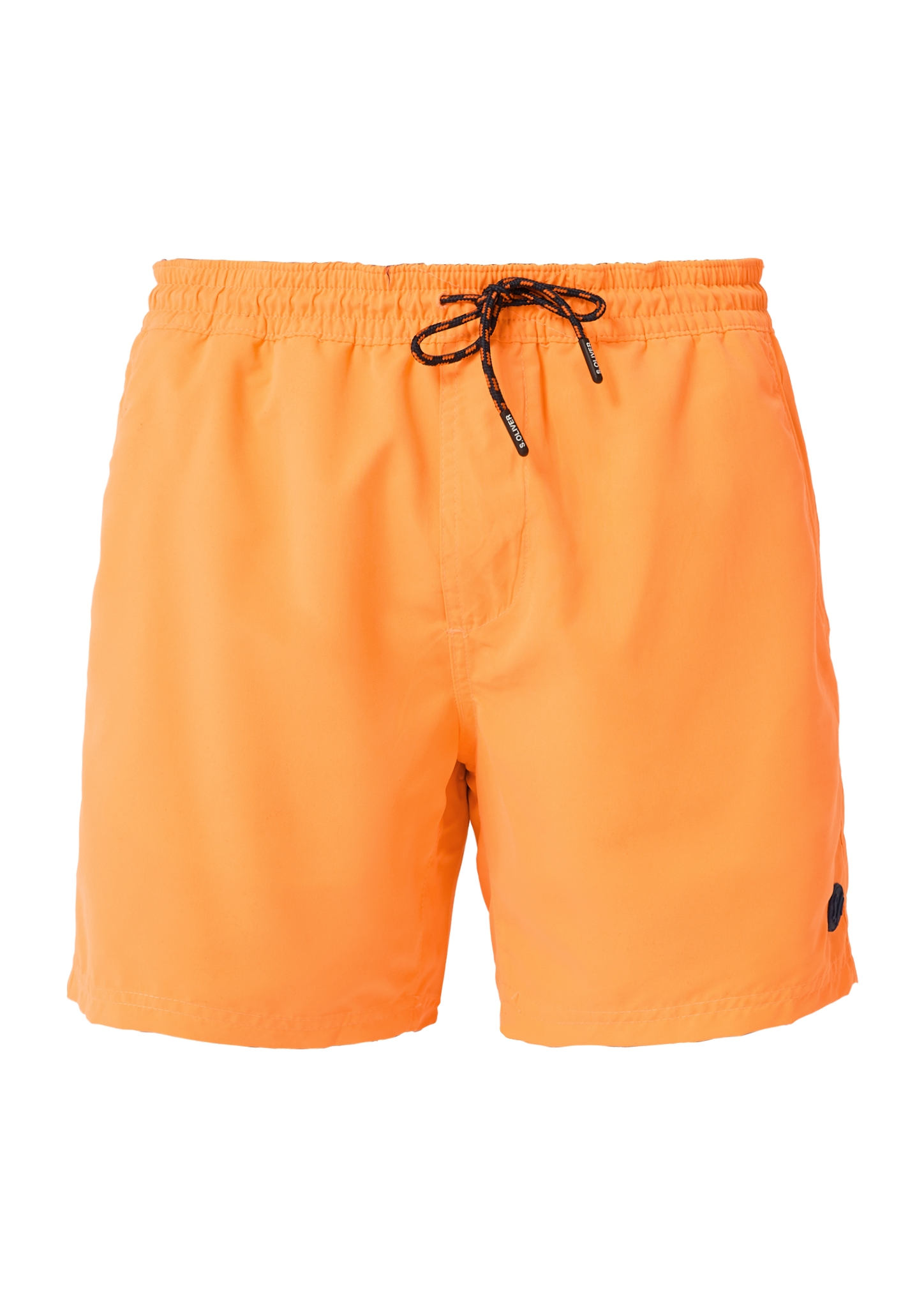 Badehose | Bekleidung > Bademode > Badehosen | Orange | Oberstoff: 100% polyester| futter: 100% polyester | s.Oliver