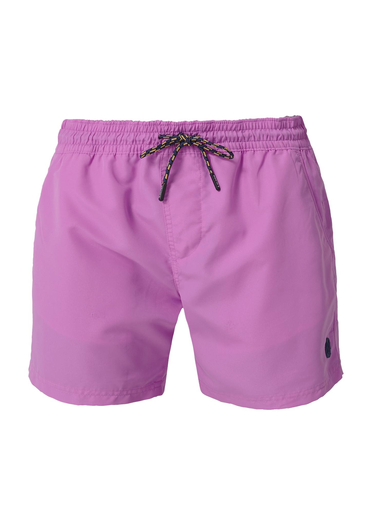 Badehose   Bekleidung > Bademode   Rosa   Oberstoff: 100% polyester  futter: 100% polyester   s.Oliver