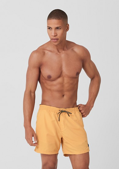 Lightweight swim shorts with pockets from s.Oliver