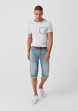 Tubx Regular: bermuda en jean de s.Oliver