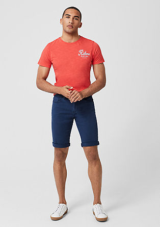 Tubx Chino Regular: Twill shorts from s.Oliver