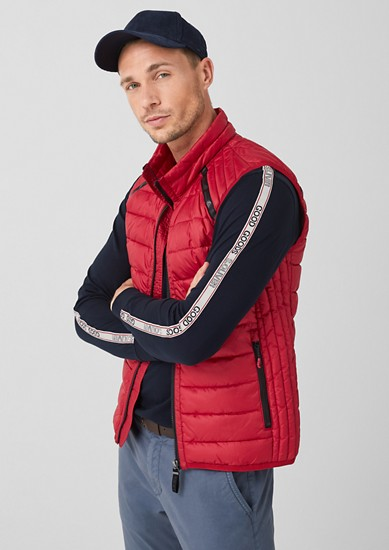 3M Thinsulate™ quilted body warmer from s.Oliver