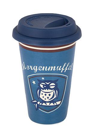 Kaffeebecher 'Morgenmuffel'