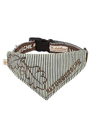 Halsband mit Tuch 'Naturbursche'