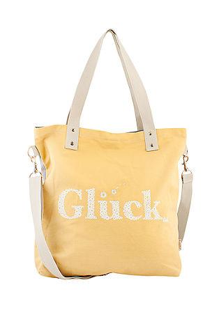 Einkaufstasche 'Glück'