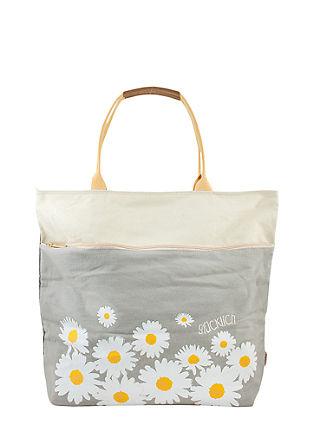 Strandtasche 'Glücklich'
