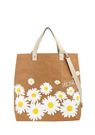 Einkaufstasche 'Glücklich'