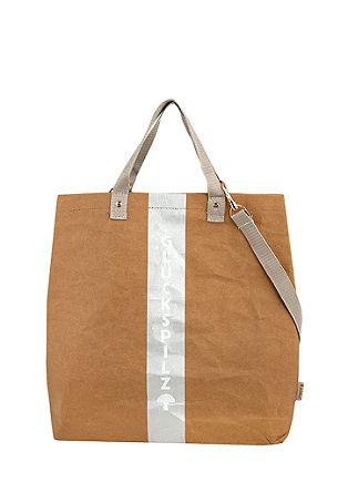 Einkaufstasche 'Glückspilz'