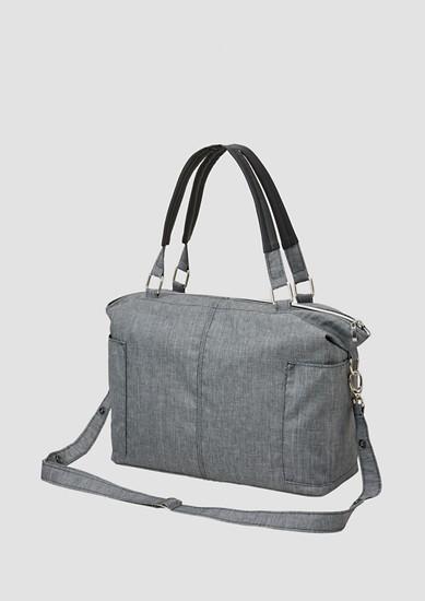 Wickeltasche mit funktionalen Details