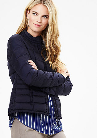 Feminine quilted jacket from s.Oliver