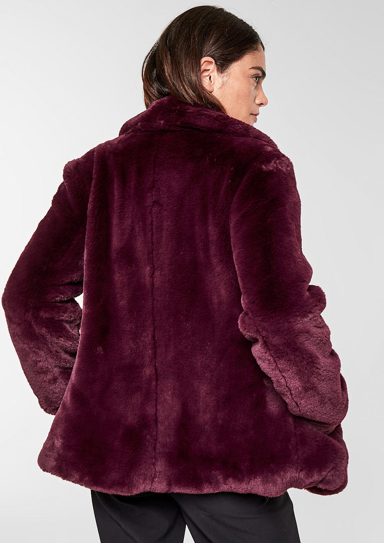 s.Oliver - Fake Fur-Jacke - 3