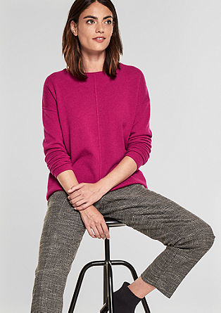 Fine cashmere jumper from s.Oliver