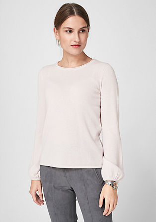 Cashmere jumper from s.Oliver