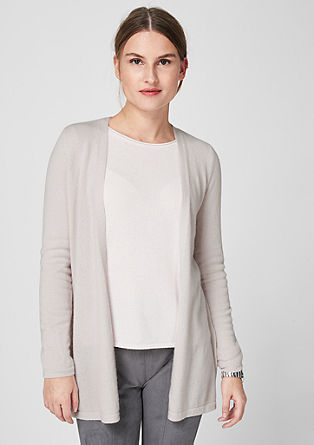 Cashmere cardigan from s.Oliver