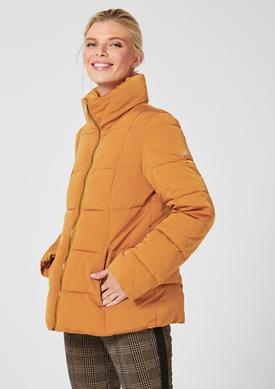 Elegant quilted jacket from s.Oliver