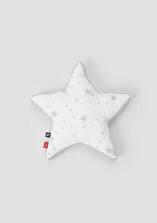 Kuschelkissen in Sternform